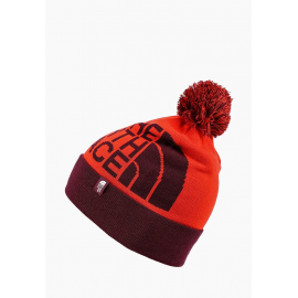 Gorro The North Face Ski Tuke rojo hombre