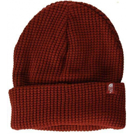 Gorro The North Face Waffle Beanie rojo