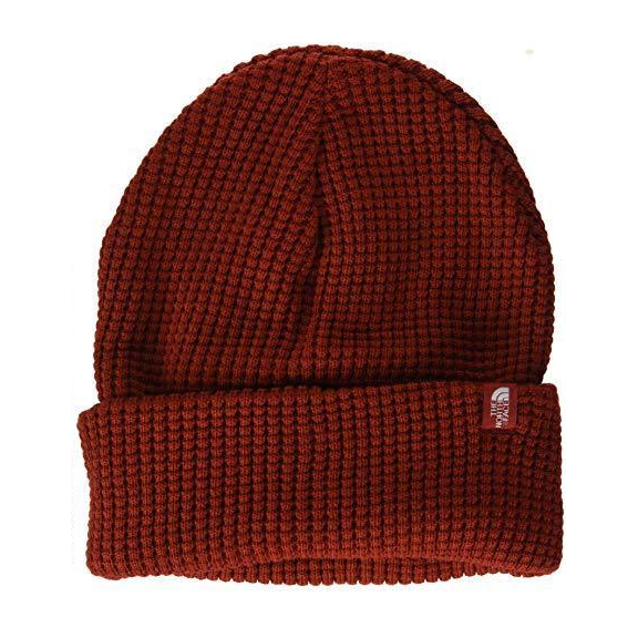 cfd6fd8c4a080 Gorro The North Face Waffle Beanie rojo - Deportes Moya