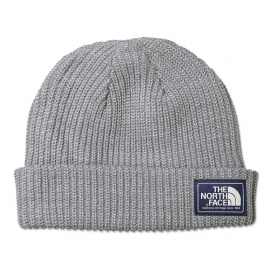 Gorro The Nort Face Salty Dog beanie gris claro hombre