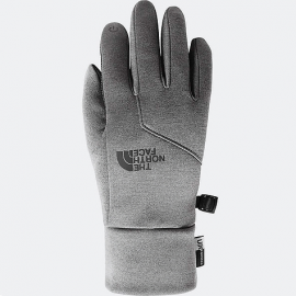 Guantes The North Face Etip glove gris mujer