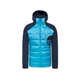 Plumífero The North Face Peak Frontier azul hombre