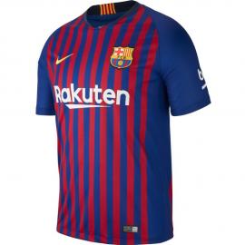 Camiseta fútbol Nike FC Barcelona 2018/19 azulgrana hombre