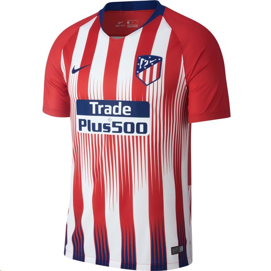 gran venta de liquidación gran selección de 2019 gran venta de liquidación Camiseta fútbol Nike Atlético de Madrid 2018/19 roja hombre ...