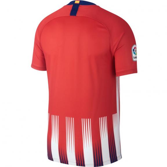 Camiseta fútbol Nike Atlético de Madrid 2018 19 roja hombre ... a71c14e4d9847