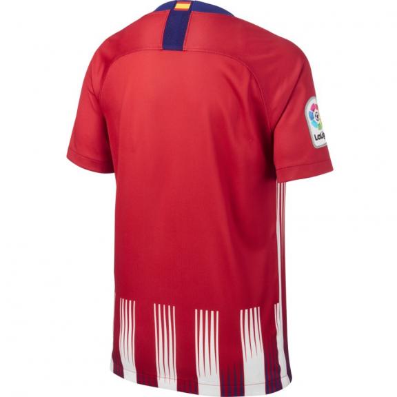 Camiseta fútbol Nike Atlético de Madrid 2018 19 roja niño - Deportes ... bc1ccfa79c778