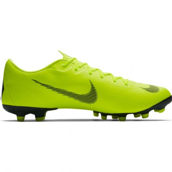 new styles 47433 74ce0 Zapatillas fútbol Nike Vapor12 Academy FG/MG amarilla hombre ...