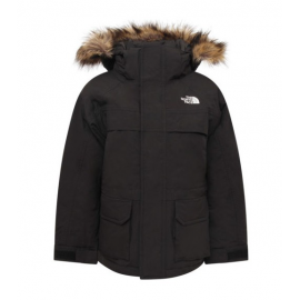 Abrigo The North Face McMurdo negro niño
