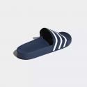 Chancla de piscina adidas Adilette marino/blanco unisex