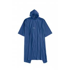 Poncho Ferrino PVC azul unisex