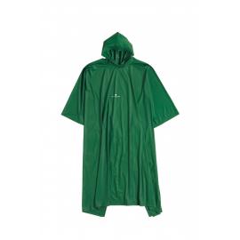 Poncho Ferrino PVC verde unisex