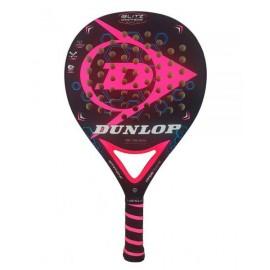 Pala Dunlop Blitz Graphene Soft negro/rosa