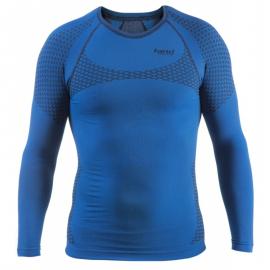 Camiseta térmica Land Mir azul/negro unisex