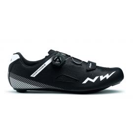 Zapatillas Northwave Core plus negro road hombre