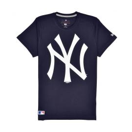 Camiseta New Era New York Yankees azul marino hombre