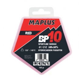 Cera Maplus Bp10 roja 100gr