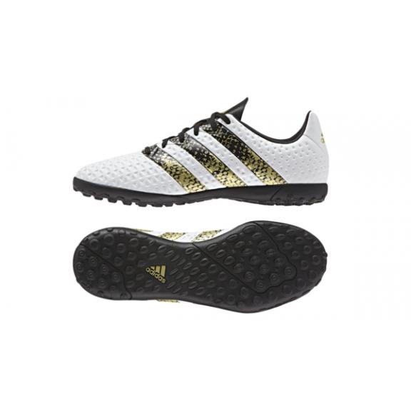 Botas Fútbol Adidas Ace 16.4 Tf J Blanco Junior - Deportes Moya 5ce0b3566aeb0