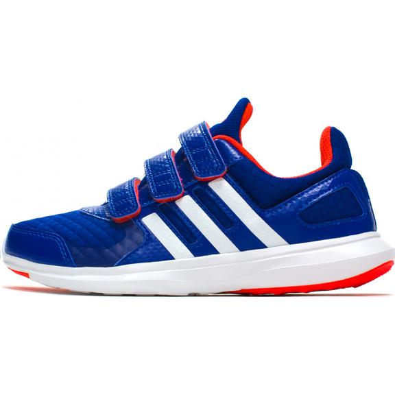 6ab172ed1 Zapatillas Adidas Hyperfast 2.0 Cf K Royal Azul Junior - Deportes Moya
