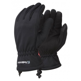 Guantes Trekmates Rigg Windstopper negro