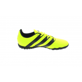 big sale fe059 65dac Botas futbol adidas Ace 16.4 Tf J amarillo junior
