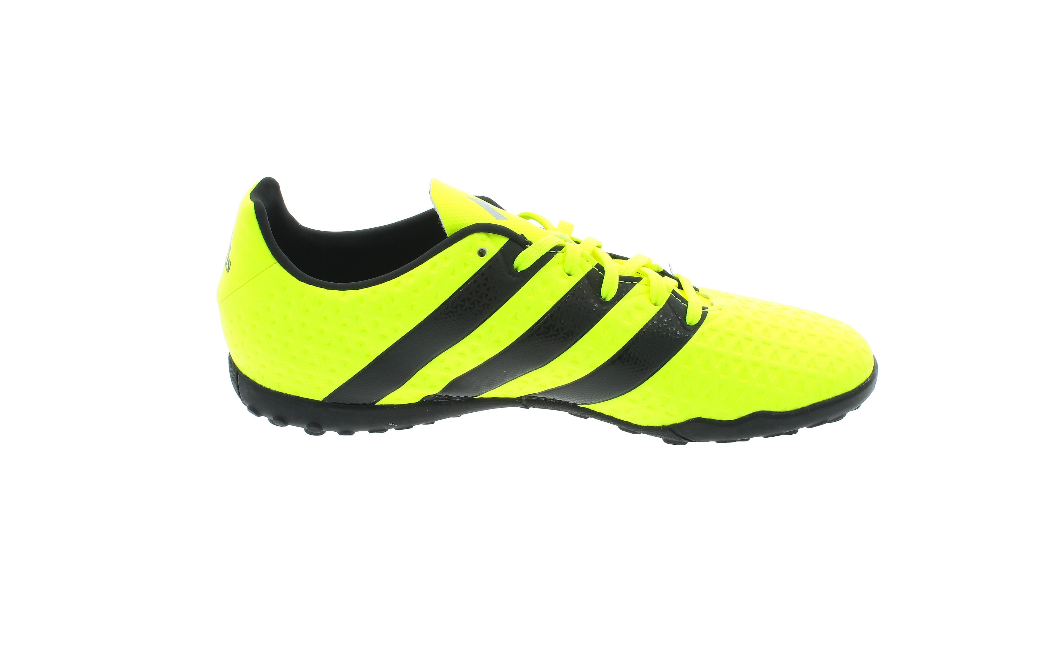 quality design ebc41 b7d24 Botas Fútbol Adidas Ace 16.4 Tf J Amarillo Junior - Deportes