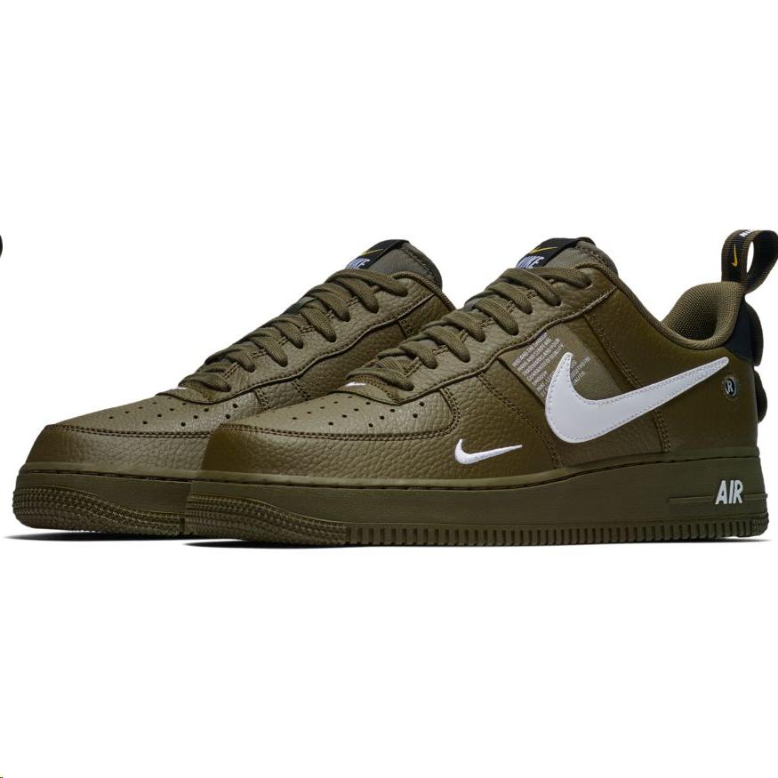 quality design a96f7 974b9 Lv8 Zapatillas Verde 1 07  Hombre Utility Moya Force Deportes Nike Air  gOqrHXUO