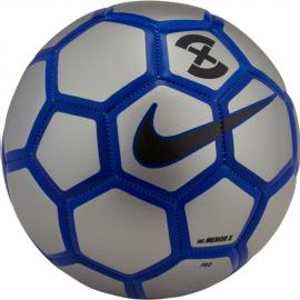 Balón fútbol sala Nike Menor X pro gris/azul