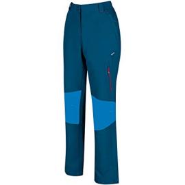 Pantalón montaña Regatta Questra Trousers azul mujer