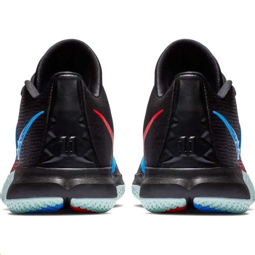 e8557dcfcbd60 Zapatillas baloncesto Nike Kyrie Flytrap negro rojo hombre - Deportes Moya