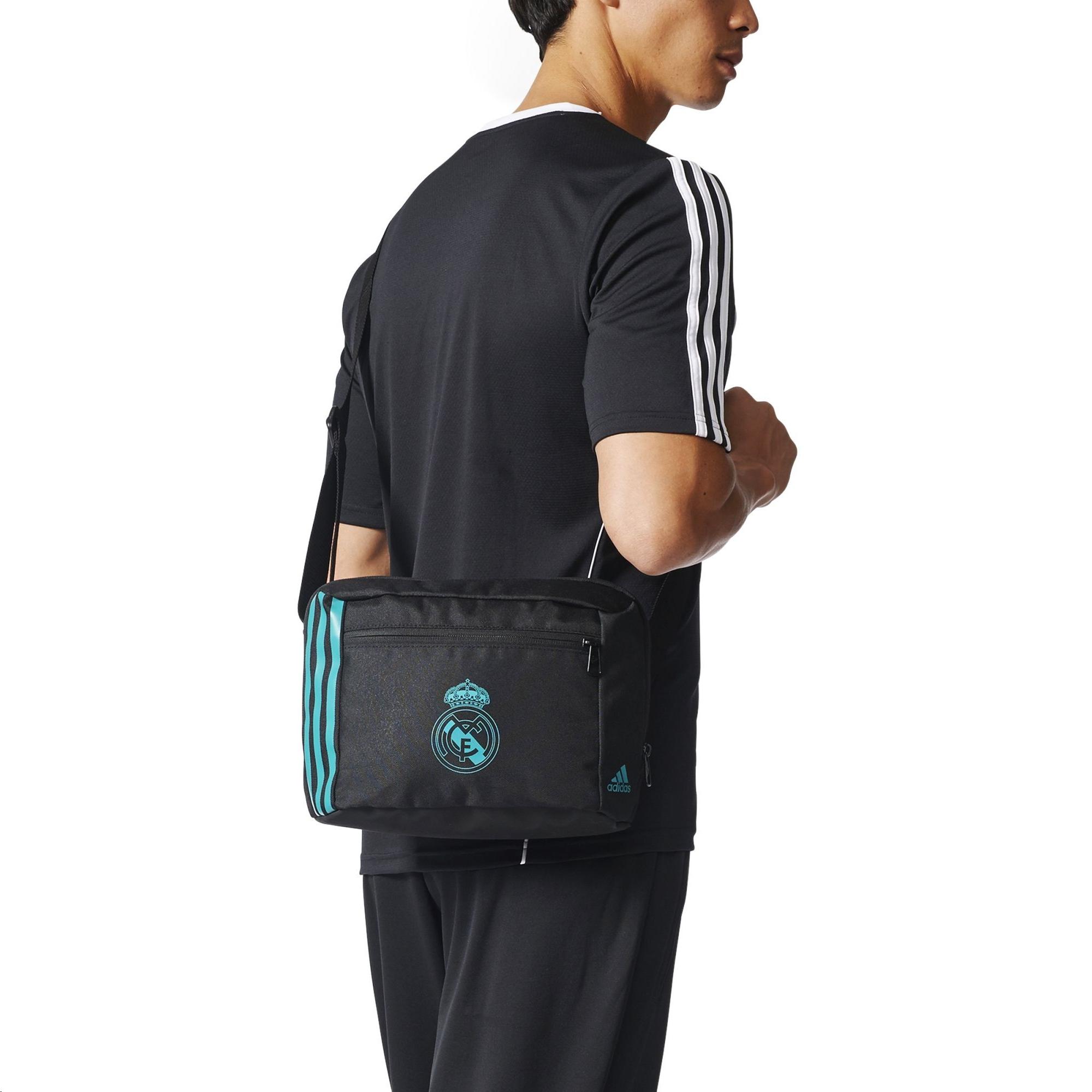 1e89da3a4 Venta de Bolso Adidas Real Organiser Negro - Deportes Moya