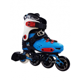 Patines KRF B First new blue azul niños