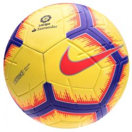 Balón fútbol Nike Strike Liga 2018/19 amarillo