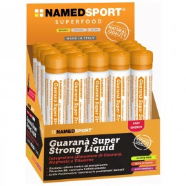 Guarana Super Strong liquido 2000mg NamedSport (1 unidad)
