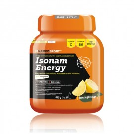 Bote NamedSport Isonam Energy Limon 480 gr