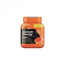 Bote NamedSport Isonam Energy naranja 480 gr