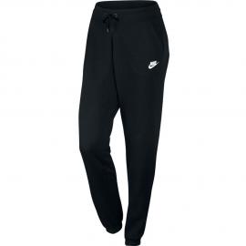 Pantalón Nike Sportwear Fleece negro mujer