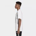 Camiseta adidas Camo label tee blanca hombre