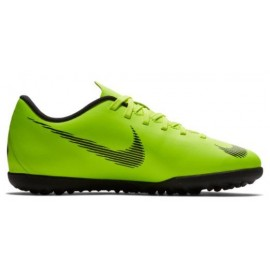 Botas de fútbol Nike Jr Vapor 12 Club Gs Tf verfe fluor jr