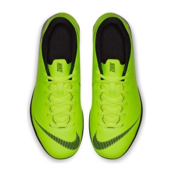 Botas de fútbol Nike Jr Vapor 12 Club Gs Tf verfe fluor jr ... 59057b71b786c