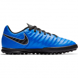 Botas de fútbol Nike Jr Legend 7 Club Tf azul junior