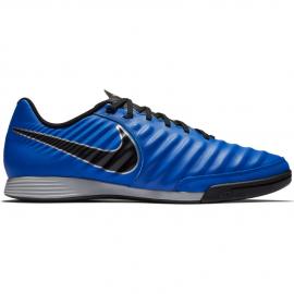 Botas de fútbol sala Nike Legend 7 Academy IC azul hombre
