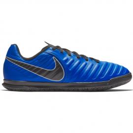 Botas de fútbol Nike Jr Legend 7 Club IC azul junior