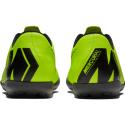 Botas de fútbol Nike Vapor 12 Club TF fluor hombre