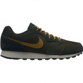 Zapatillas Nike Md Runner 2 SE verde hombre