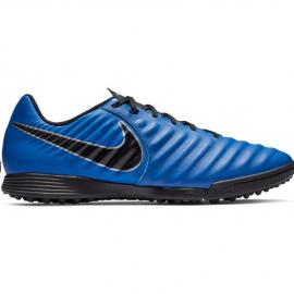 Botas de fútbol Nike Legend 7 Academy TF azul hombre