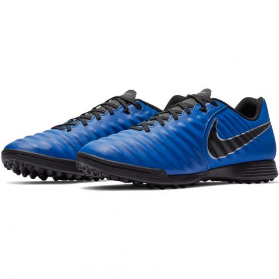 reputable site cf74f d98a3 Botas de fútbol Nike Legend 7 Academy TF azul hombre