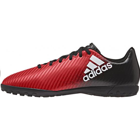 Botas Fútbol Adidas X 16.4 Tf J Rojo Junior - Deportes Moya 9df9bdf4d033d