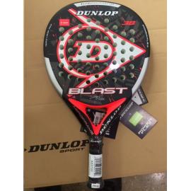 Pala padel Dunlop Blast 2018 fluor red