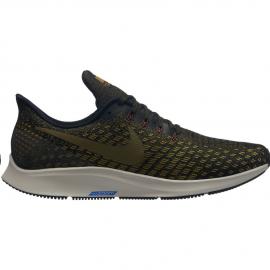 Zapatillas running Nike Air Zoom Pegasus 35 negro/verde homb