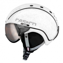 Casco Sp-2 Snowball Visor blanco